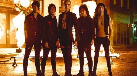 Black Veil Brides (Band) Members, Tour, Information, Facts