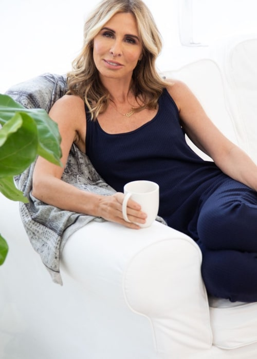 Carole Radziwill as seen in an Instagram Post in January 2020