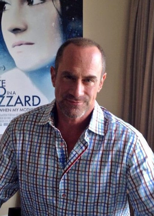 Christopher Meloni as seen in an Instagram Post in October 2014