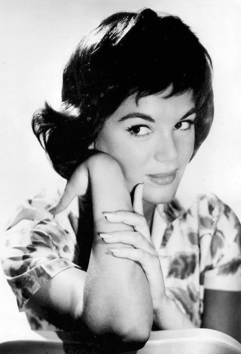 Connie Francis from her first television special in 1961