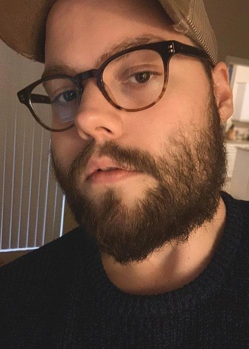 Dakotaz as seen in a selfie that was taken in January 2020