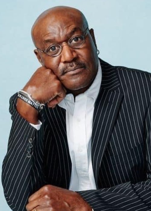 Delroy Lindo as seen in an Instagram Post in August 2017