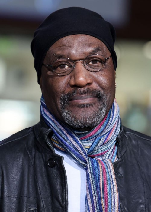 Delroy Lindo as seen in an Instagram Post in March 2019