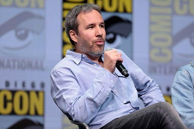 Denis Villeneuve as seen speaking at the 2017 San Diego Comic-Con Festival for Blade Runner 2049