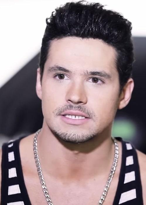 Eleazar Gómez in October 2018