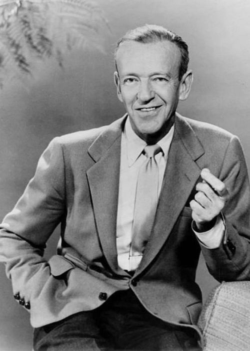 Fred Astaire as seen in 1962