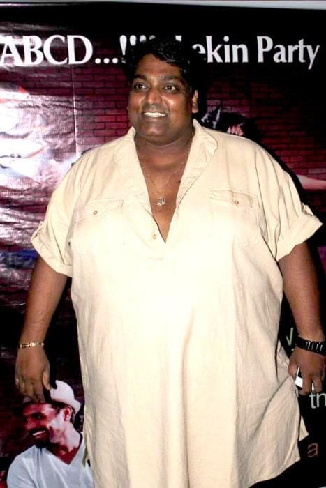 Ganesh Acharya at the 'ABCD' press meet in June 2012
