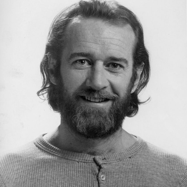 George Carlin in 1975
