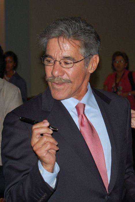 Geraldo Rivera as seen in 2008