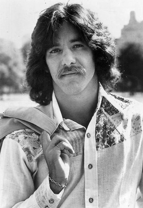 Geraldo Rivera as seen in the 1970s news magazine Good Night America