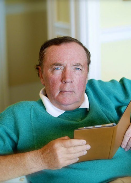 James Patterson as seen in an Instagram Post in May 2020