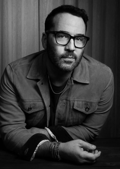 Jeremy Piven as seen in an Instagram Post in October 2020