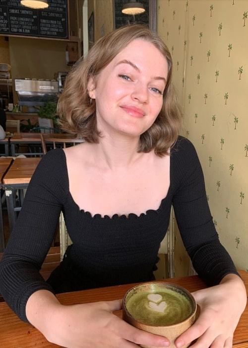 Jo Ellen Pellman as seen in a picture that was taken in Williamsburg in December 2019
