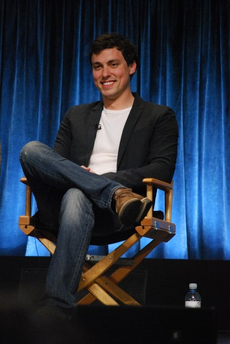 John Francis Daley pictured during an event in March 2012