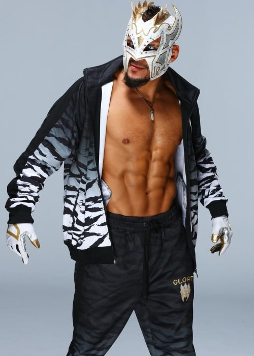 Kalisto as seen in a picture that was taken in November 2020