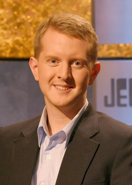 Ken Jennings as seen in an Instagram Post in April 2019