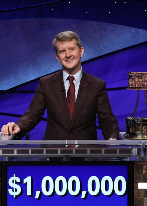 Ken Jennings as seen in an Instagram Post in November 2004