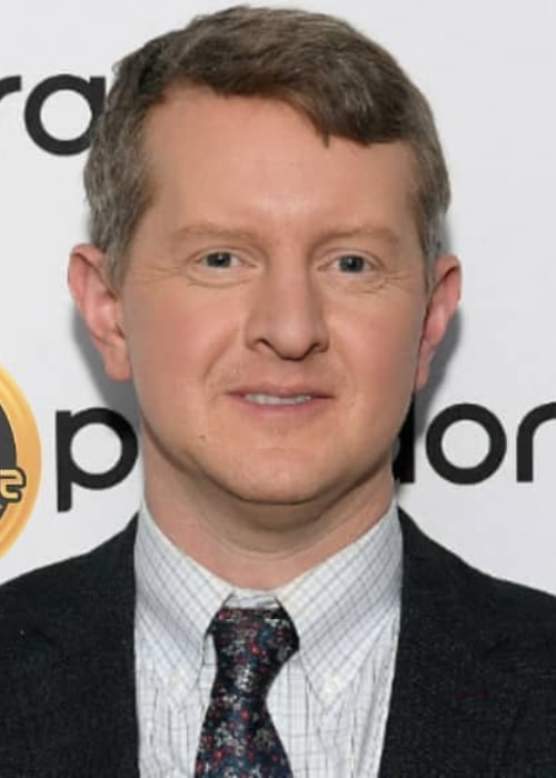 Ken Jennings as seen in an Instagram Post in November 2020