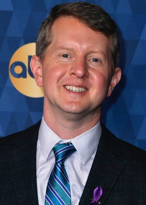Ken Jennings as seen in an Instagram Post in October 2020