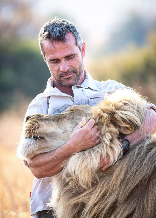 Kevin Richardson as seen in an Instagram Post in January 2020