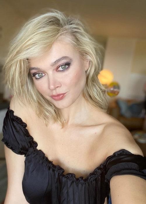 Khrystyana Kazakova as seen in an Instagram post in September 2020