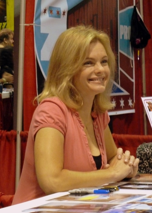 Kristy Swanson pictured at Wizard World Chicago 2011