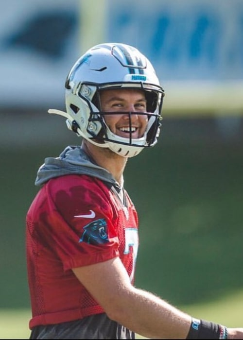 Kyle Allen as seen in an Instagram Post in April 2020