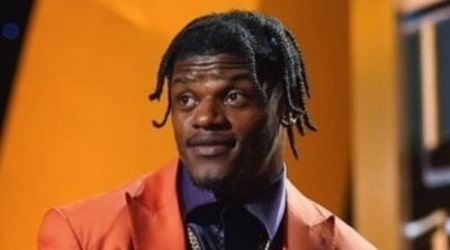 Lamar Jackson Height, Weight, Age, Body Statistics