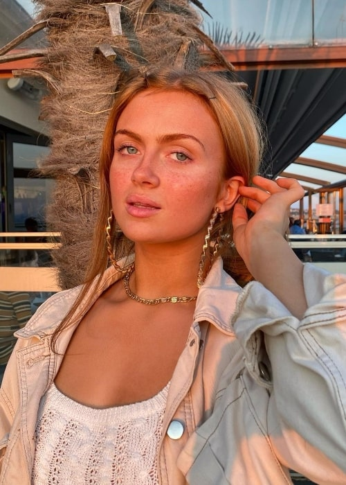 Maisie Smith as seen in September 2020
