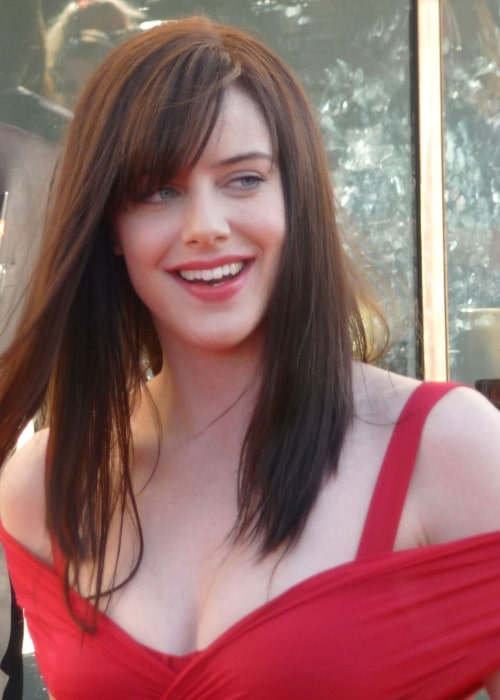 Michelle Ryan as seen at the 2009 BAFTA award ceremony in London, England