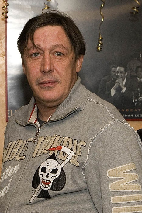 Mikhail Yefremov pictured during an event in November 2008