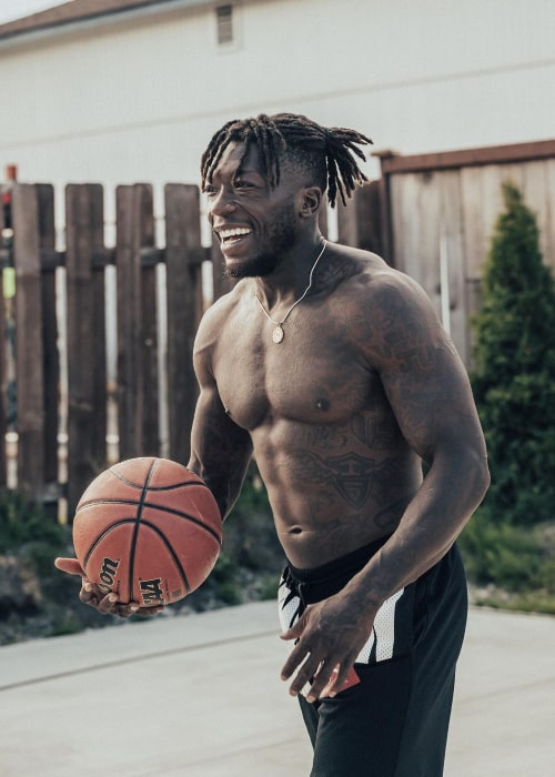 Nate Robinson as seen in an Instagram Post in July 2020