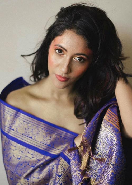 Priya Darshini as seen in an Instagram Post in May 2020