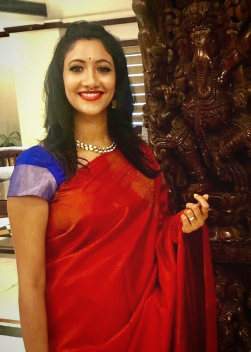 Priya Darshini as seen in an Instagram Post in September 2019
