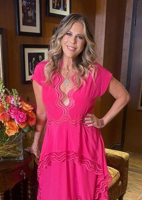 Rita Wilson as seen in an Instagram Post in October 2020