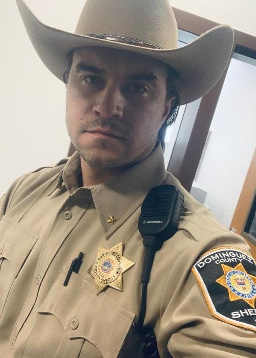 Rob Mayes as seen in Mancos, Colorado in October 2020
