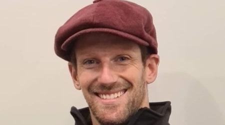Romain Grosjean Height, Weight, Age, Body Statistics