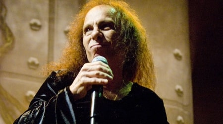 Ronnie James Dio Height, Weight, Age, Body Statistics