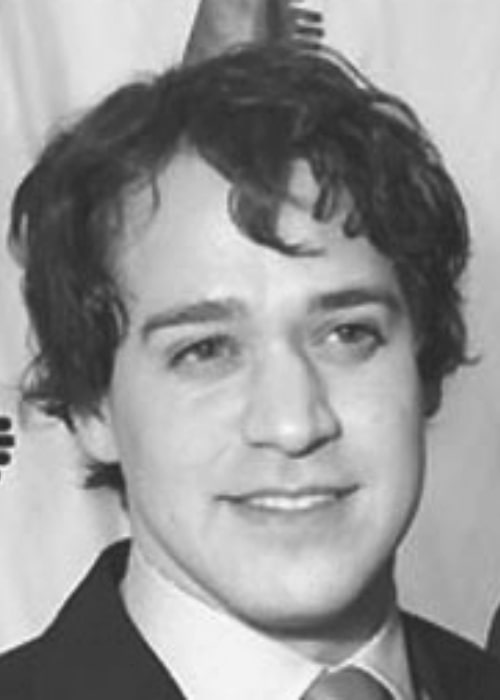 T. R. Knight as seen in a black-and-white photo