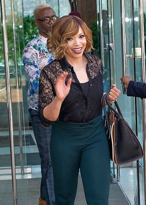 Tisha Campbell as seen in an Instagram Post in March 2016