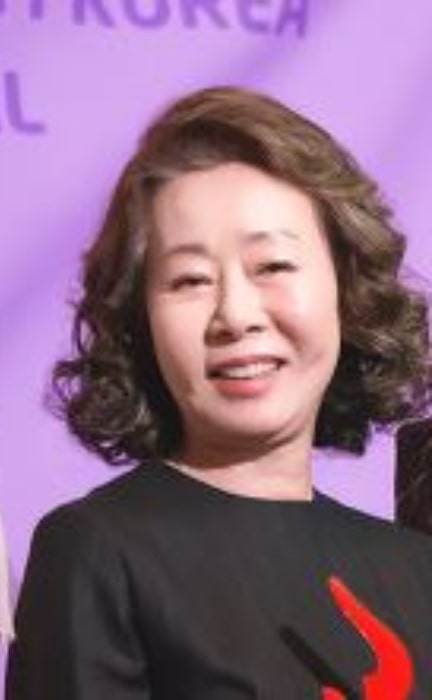Youn Yuh-jung as seen at the 2016 Women In Film Korea Festival