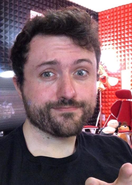 ZeRoyalViking as seen in a selfie that was taken in October 2020