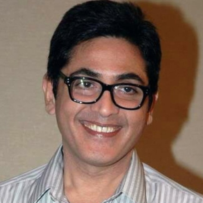Aasif Sheikh as seen at Ring Wrong Riing and Gili Gili Gappa Launch event