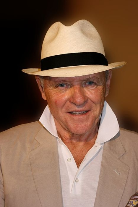 Anthony Hopkins as seen at the Tuscan Sun Festival in 2009