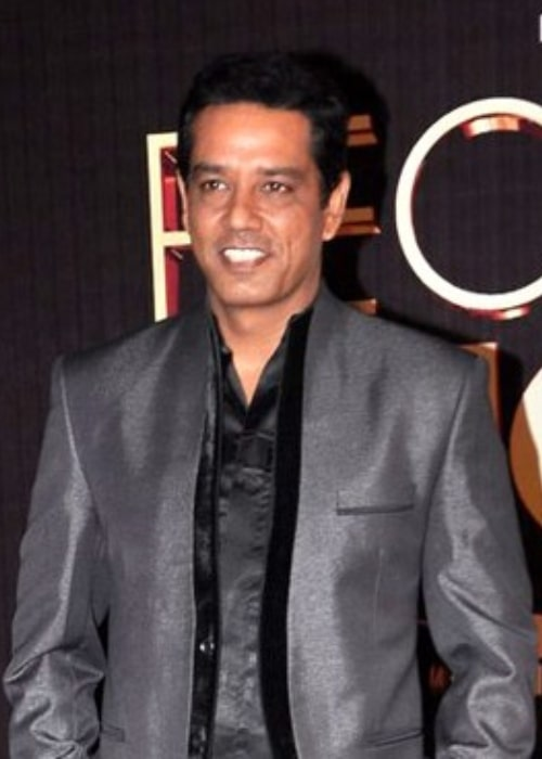 Anup Soni pictured at People's Choice Awards 2012