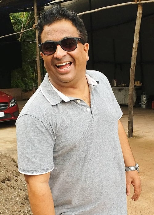 Anup Upadhyay as seen in August 2019