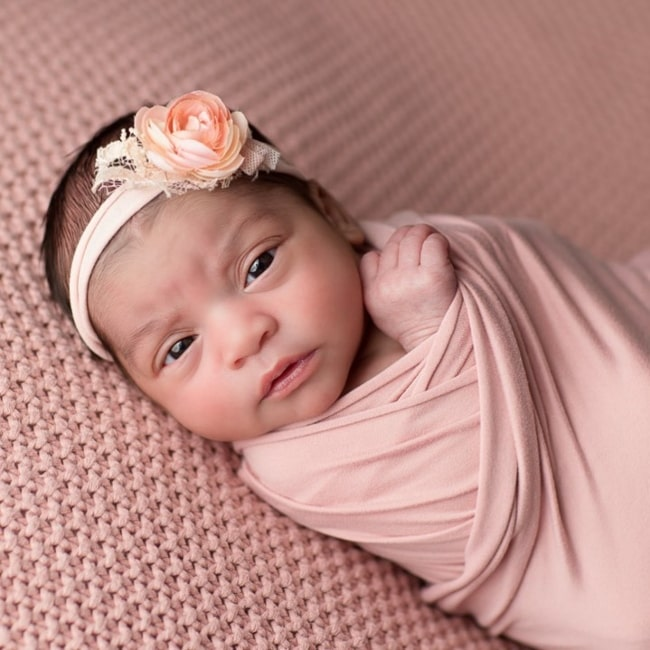 Ayla Faith Prince as seen in a picture that was taken in December 2020