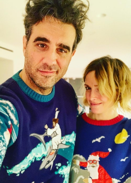 Bobby Cannavale and Rose Byrne, as seen in December 2019