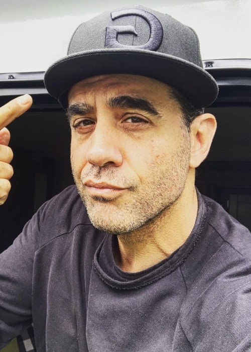 Bobby Cannavale in an Instagram selfie from May 2019