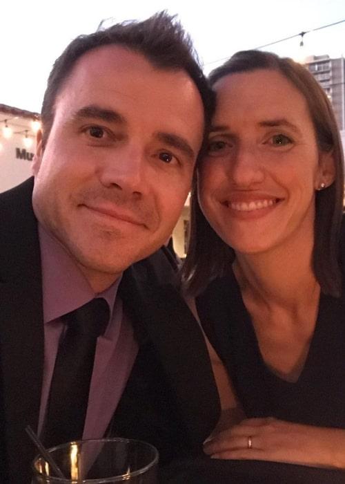 Daniel Rensch and Shauna Rensch, as seen in October 2019